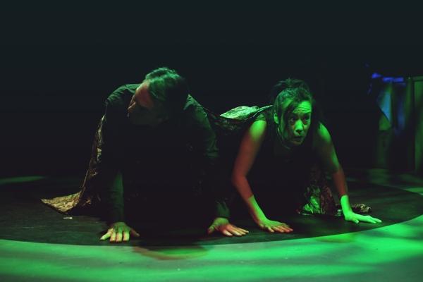 Peter Palmisano and Lisa Vitrano Photo