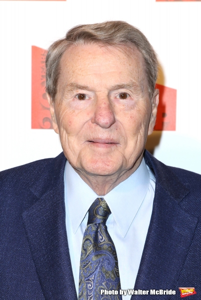 Jim Lehrer Photo