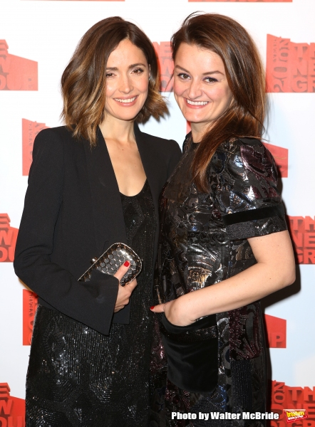 Rose Byrne and Alison Wright