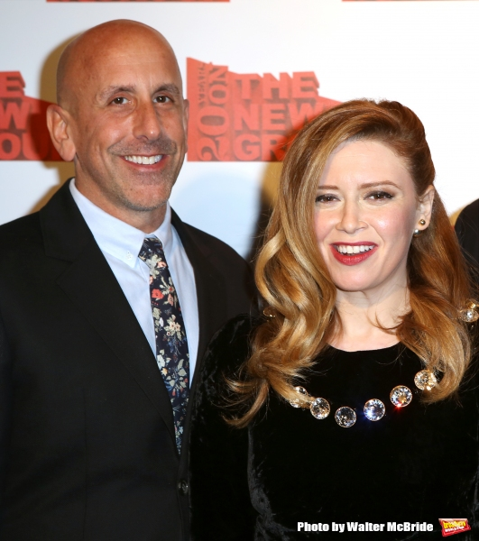 Scott Elliott and Natasha Lyonne