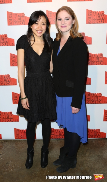 Nadia Gan and Ella Dershowitz