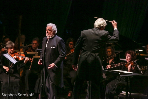 Placido Domingo & Maestro Imre Pallo