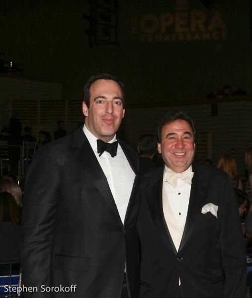 Roy Niederhoffer & Michael Capasso