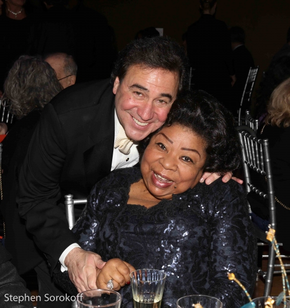 Michael Capasso & Martina Arroyo Photo
