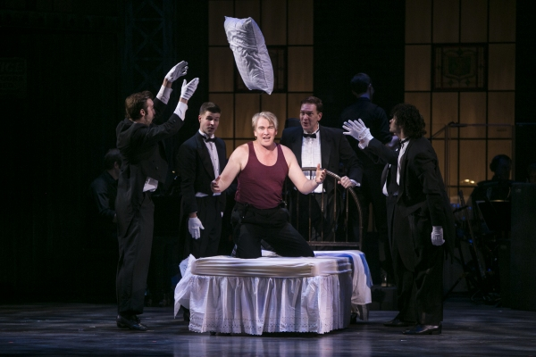 BWW Exclusive! More Photos From BC/EFA's BROADWAY BACKWARDS 10th Anniversary Show
