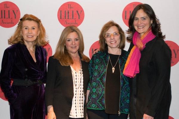 Renee Landegger, Susan Rose, Marsha Norman, Cusi Cram