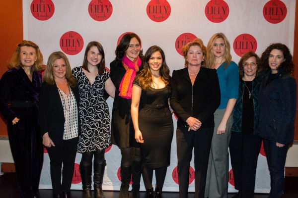Renee Landegger, Susan Rose, Emily Jeppesen, Cusi Cram, America Ferrera, Kate Mulgrew Photo