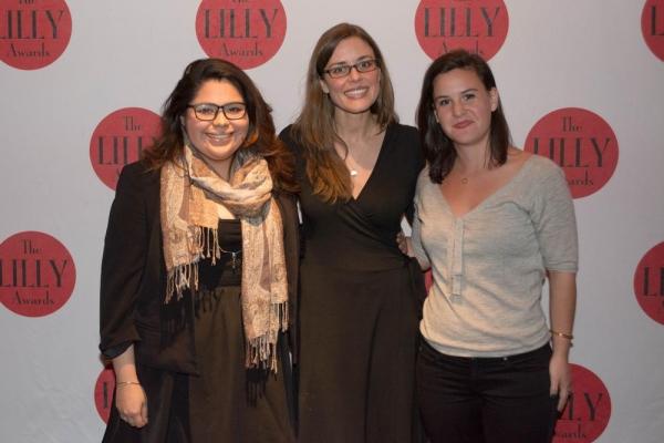 Amalia Rojas, Lear deBessonet, Nora Ives