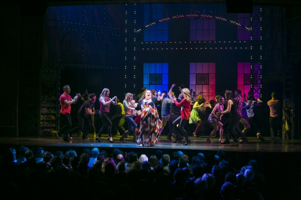 Photo Flash: Tituss Burgess, Lena Hall, Florence Henderson, Norm Lewis, Rob McClure, Lily Tomlin and More Raise Over $460K in BC/EFA's BROADWAY BACKWARDS