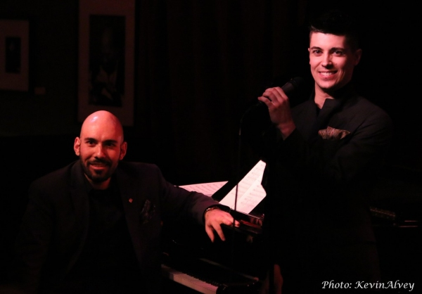 Angelo DiLoreto and Trevor McQueen