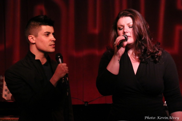 Trevor McQueen and Jane Monheit