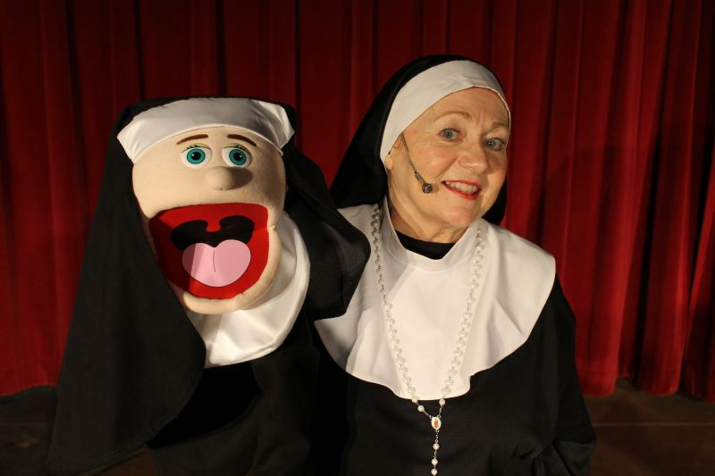 BWW Reviews: Desert Theatreworks' NUNSENSE: THE MEGA-MUSICAL is Silly, Irreverent, and Lots of Fun