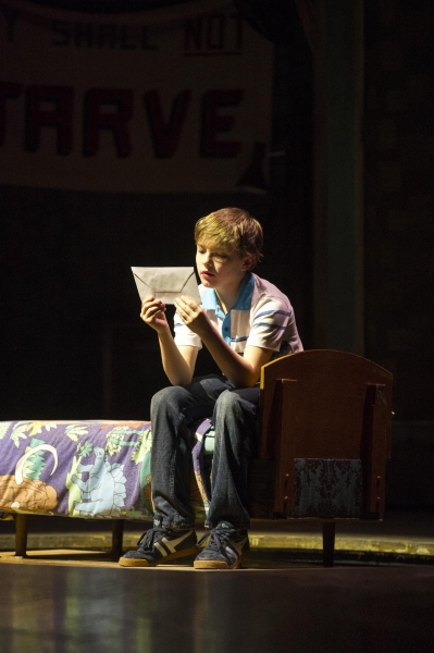 Photo Flash First Look At Thomas Hazelby And More In West