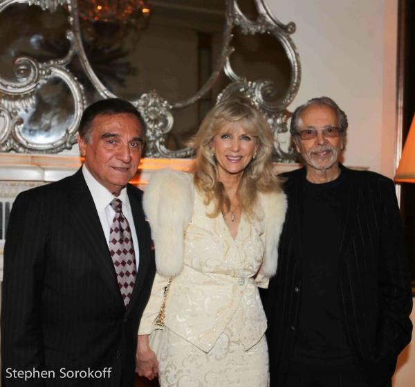 Tony Lo Bianco, Alyse Best Muldoon, Herb Alpert