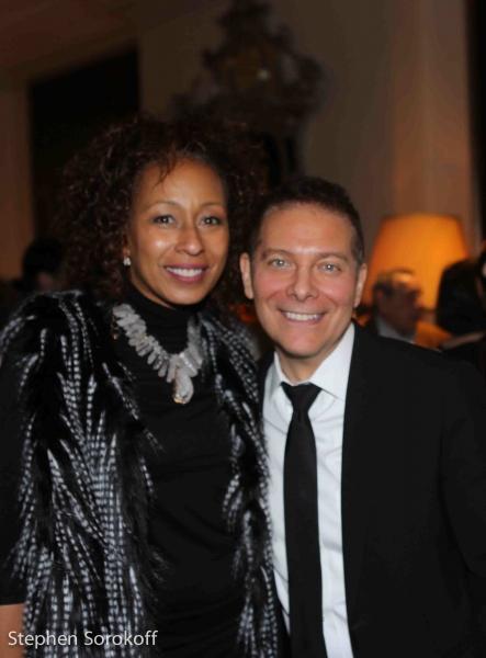Tamara Tunie & Michael Feinstein