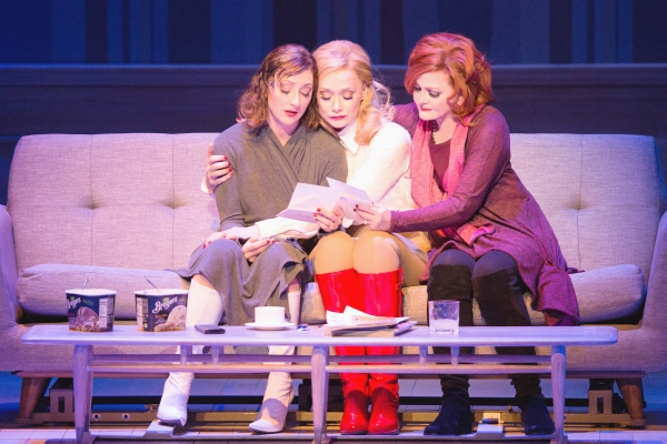 Photo Flash: The Wives are Back! First Look at Broadway-Bound Musical THE FIRST WIVES CLUB in Chicago