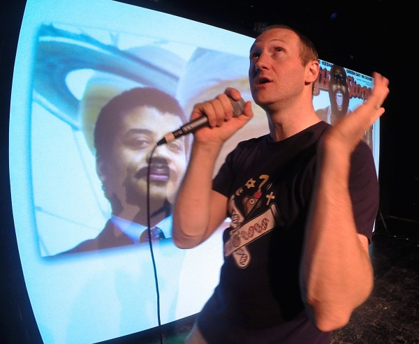BWW Reviews: RAP GUIDE TO RELIGION Smartly Blends TED Talk with Performance