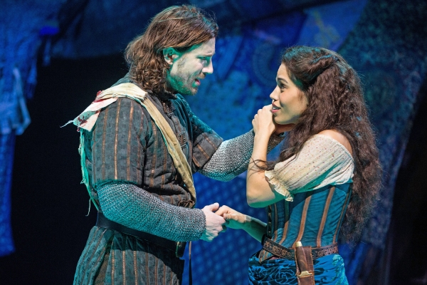 Photo Flash: Michael Arden, Patrick Page, Ciara Renee & More in THE HUNCHBACK OF NOTRE DAME at Paper Mill Playhouse!
