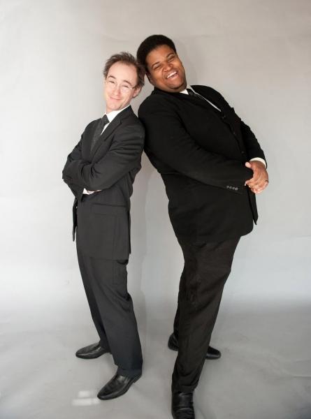 Matthew Crowle and Lorenzo Rush, Jr.  Photo
