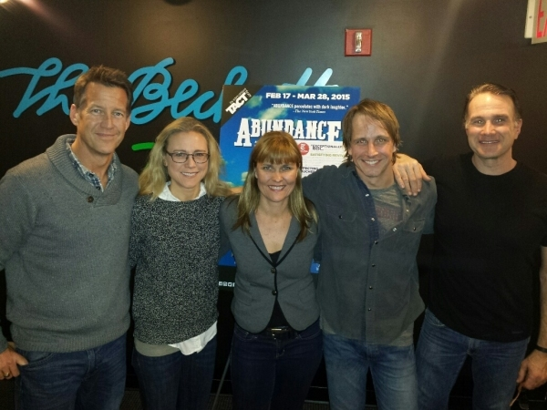 James Denton, Tracy Middendorf, Kelly McAndrew, Todd Lawson, Ted Koch Photo