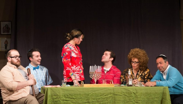 Photos: First Look at JEWTOPIA at triangle productions