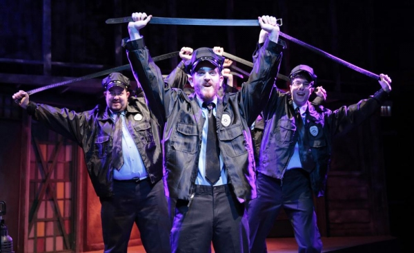 Photo Flash: First Look at Kokandy Productions' THE FULL MONTY