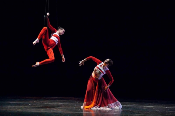 Photo Flash: NIU's THE NORTHERN STARS OF DANCE Concert Set for Tonight