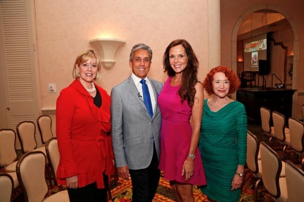 Rena Blades, Charles & Clo Cohen, Ellen Wedner Photo