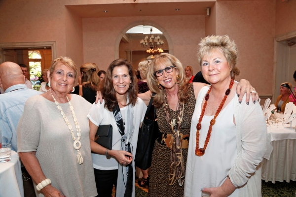 Barbara McDonald, Chris Bourbeau, Bonnie Roseman, Mary Ann Seidman