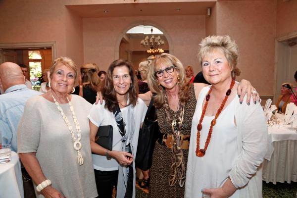 Barbara McDonald, Chris Bourbeau, Bonnie Roseman, Mary Ann Seidman