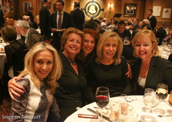 Eda Sorokoff, Jane Rothchild, Leslie Laredo, Shelly Goldberg, Maria von Nicolai