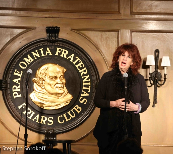 Photo Coverage: Jamie deRoy & Friends Brings FAMILY TIES to the Friars Club