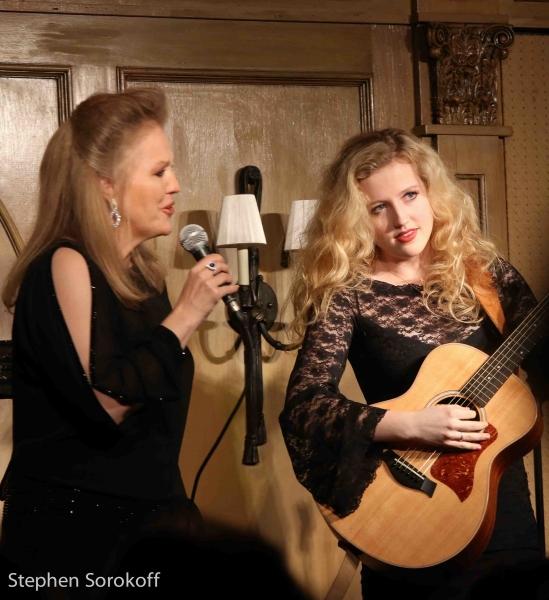 Stacy Sullivan & Savannah Brown