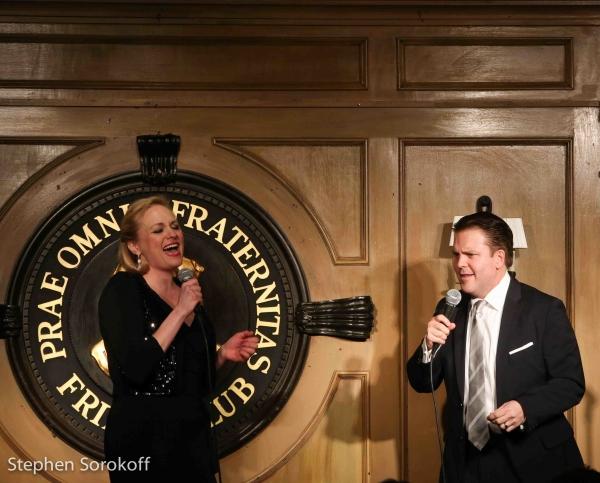 Haley Swindal & Robert Creighton