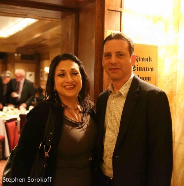 Sheryl Spigel & Jack Gindi