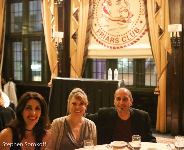 Photos: Jamie deRoy & Friends Brings FAMILY TIES to the Friars Club