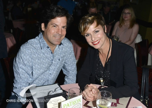 Matthew Labyorteaux and Melora Hardin