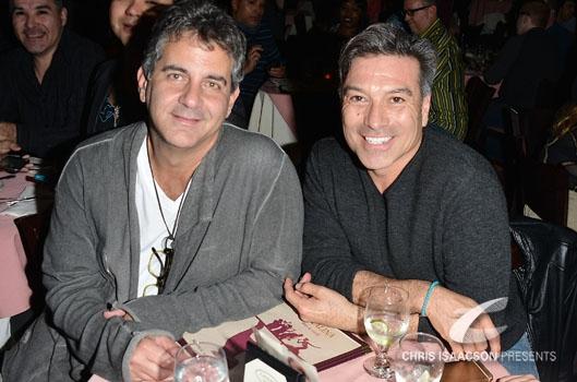 Michael Jackowitz and Freddie Lara