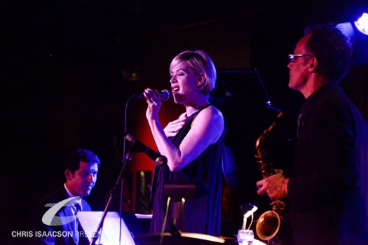 Photo Flash: Molly Ringwald Rounds Out West Coast Tour With Hollywood Concert