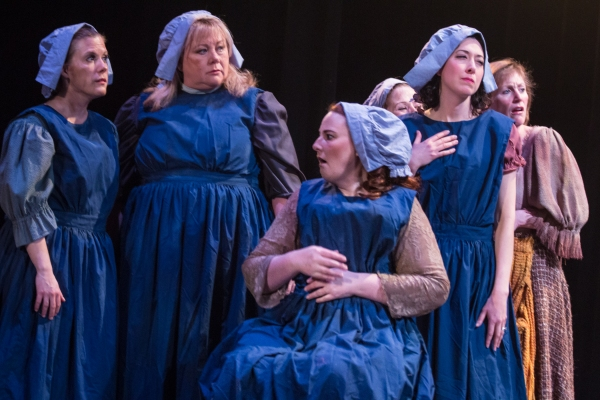 Photos: First Look at Gallery Players' LES MIS