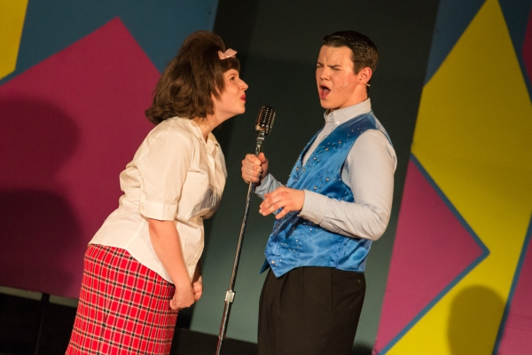 Photo Coverage: First Look at Centennial High School's HAIRSPRAY