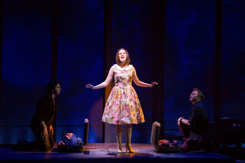 BWW Reviews: 5th Ave and ACT's JACQUES BREL Delivers Edgy Beauty
