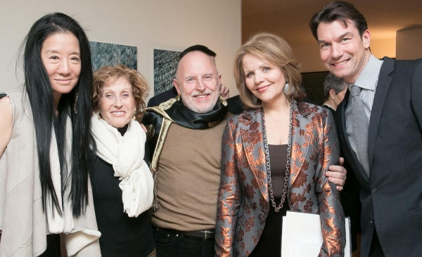 Vera Wang, Marsia Holzer, John Pasco, Renee Fleming, Jerry O'Connell