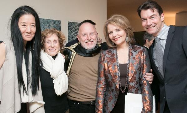 Vera Wang, Marsia Holzer, John Pasco, Renee Fleming, Jerry O'Connell Photo