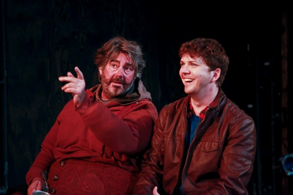 KNAVES (photos byGeoffrey Wade Photography): Stephen Caffrey and Michael Kirby