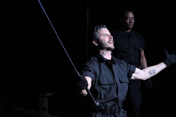 Photo Flash: First Look at The Antaeus Company's HENRY IV, PART ONE