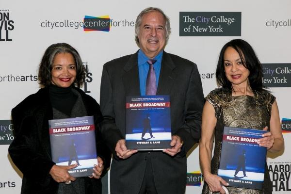 Jonelle Procope, Stewart F. Lane and Delores Barclay Photo