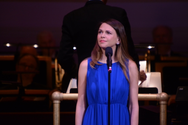 Photo Coverage: Sutton Foster Makes Carnegie Hall Solo Debut with NY Pops