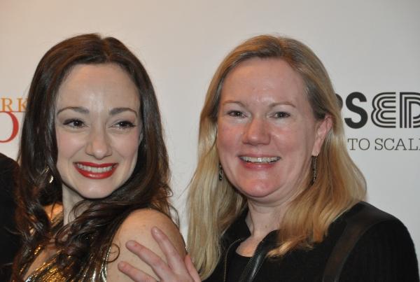 Megan McGinnis and Kathleen Marshall