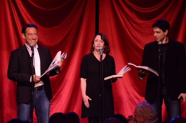 Eugene Pack, Rachel Dratch, Ralph Macchio